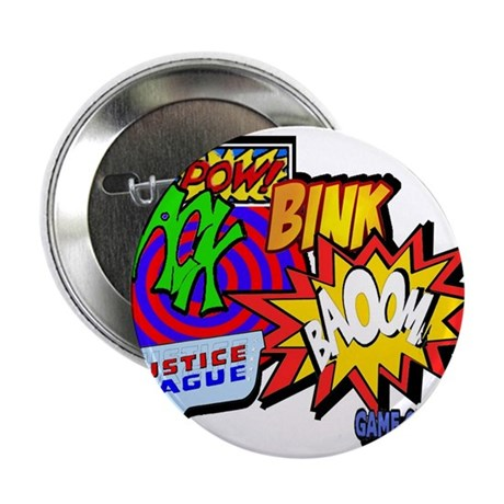 """Comic 2.25"""" Button (10 pack)"""