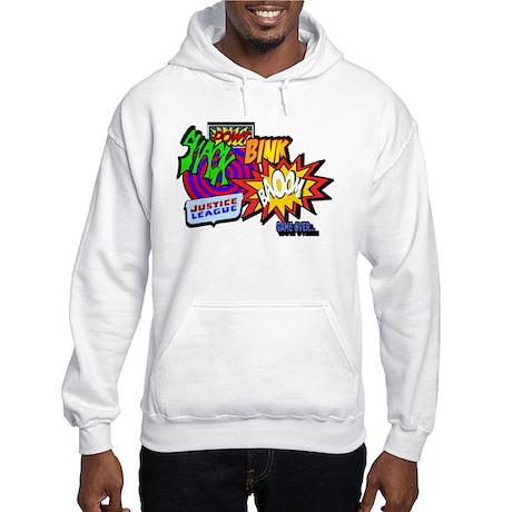 Comic Hooded Sweatshirt