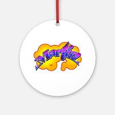 """""""Your Name Graffiti Gear"""" Martin -  Keepsake (Roun"""