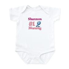 Shannon - #1 Mommy Infant Bodysuit