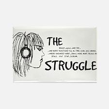 The Struggles artwork2 Magnets