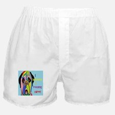 I Survived a Teaching Career Boxer Shorts