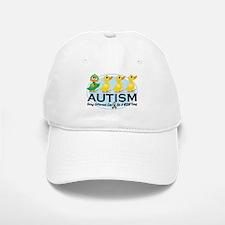 Autism Ugly Duckling Baseball Baseball Cap