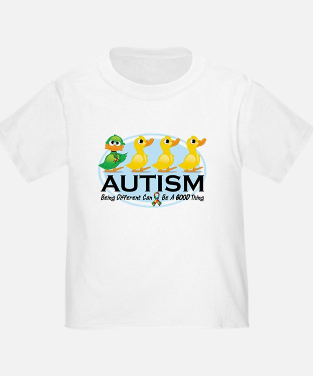 Autism Ugly Duckling T