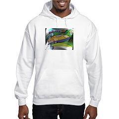 Trains Hoodie