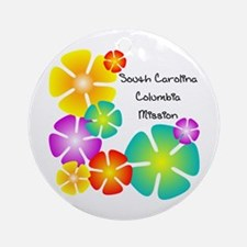 South Carolina Columbia Missi Ornament (Round)