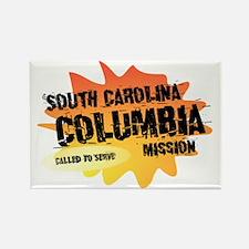 South Carolina Columbia Missi Rectangle Magnet