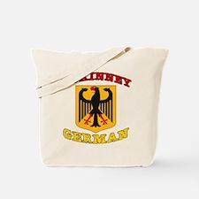 McKinney German Tote Bag