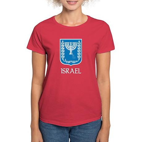 Israel Women's Dark T-Shirt