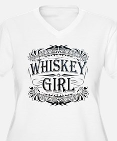 Vintage Whiskey Girl T-Shirt