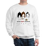 Nothin' Butt Springers Sweatshirt