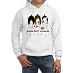Nothin' Butt Springers Hooded Sweatshirt