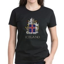 Iceland Coat of Arms Tee