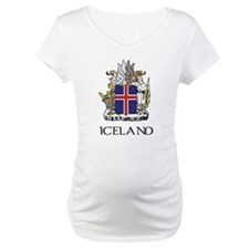 Iceland Coat of Arms Shirt