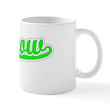 Retro Morrow (Green) Mug