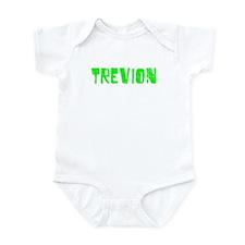 Trevion Faded (Green) Infant Bodysuit