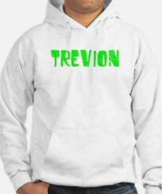 Trevion Faded (Green) Hoodie
