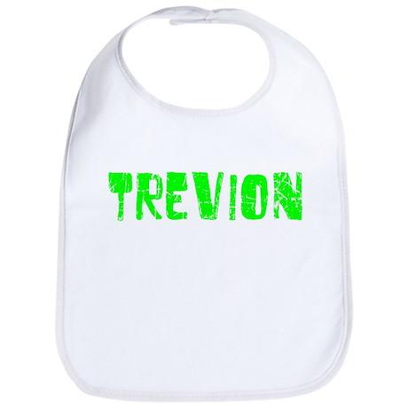 Trevion Faded (Green) Bib