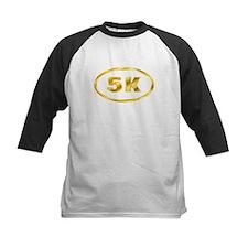 5 K Runner Gold Tee