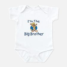 I'm The Big Brother Lion Infant Bodysuit