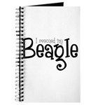 Rescued My Beagle Journal