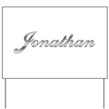 Jonathan First Name Personalized Yard Sign