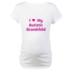 I Love My Autistic Grandchild Shirt