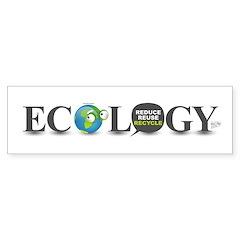 Ecology Bumper Sticker (10 pk)