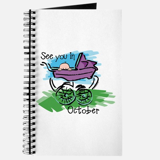 See You In October Journal