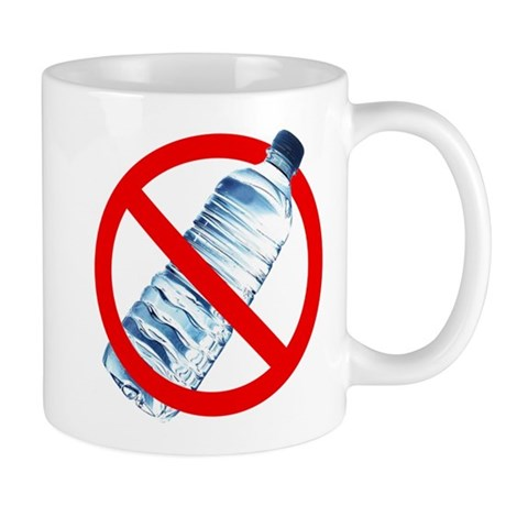 Ban bottled water Mug