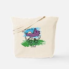 See You In June Tote Bag