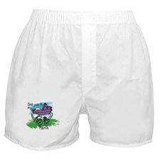 See You In March Boxer Shorts