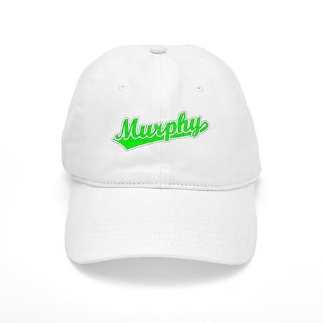 Retro Murphy (Green) Cap