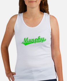Retro Murphy (Green) Women's Tank Top