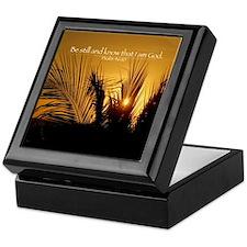 Jamaican Sunset Keepsake Box