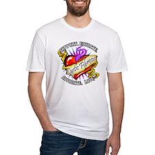 CF Heart Tattoo Shirt