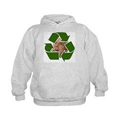 Recycle Kids Hoodie