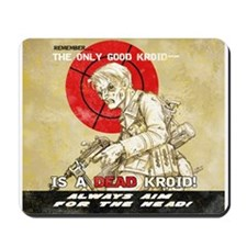 Reich of the Dead Mousepad