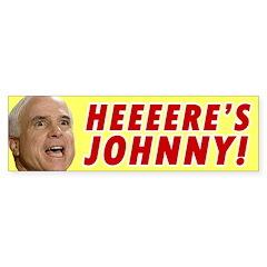 McCrazy! Bumper Sticker (10 pk)