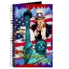 Let Freedom Ring Journal