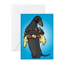 BT Weiner Mom and Pup Greeting Cards (Pk of 20)