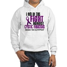 In The Fight Against CF 1 (Girlfriend) Hoodie