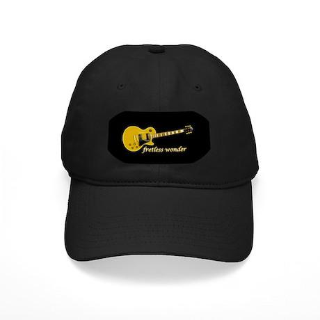 Fretless Wonder Guitar Black Cap
