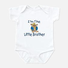 I'm The Little Brother Lion Infant Bodysuit