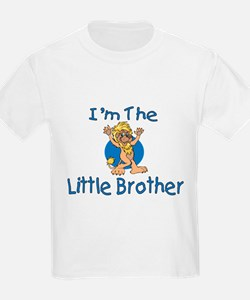 I'm The Little Brother Lion T-Shirt