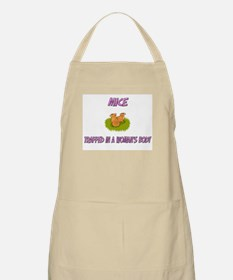Mice Trapped In A Woman's Body BBQ Apron
