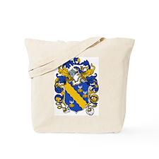 Calton Family Crest Tote Bag