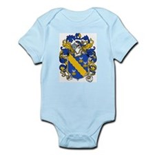 Calton Family Crest Infant Creeper
