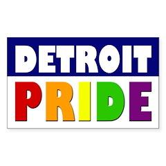 Detroit Pride (bumper sticker)