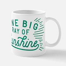 One Big Ray Of Sunshine Mug
